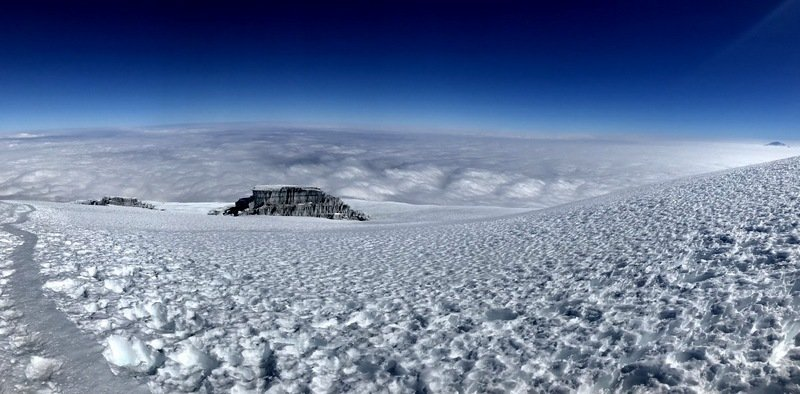 Mt. Kilimanjaro, Climbing up to the Roof of Africa!