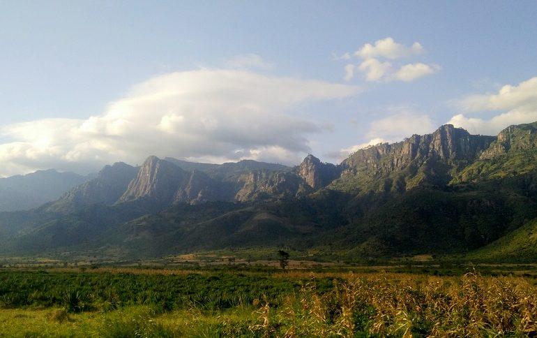 Lushoto Tanzania Hiking