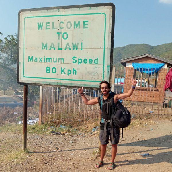 Malawi Tanzania border