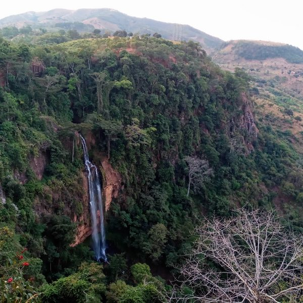 Malawi Waterfall