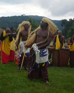 Intore dancers Rwanda