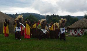 Intore dance Rwanda