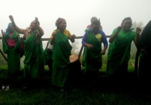 Batwa songs and dances
